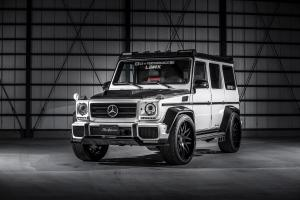 2019 Mercedes-AMG G63 by Liberty Walk on Forgiato Wheels (KATO-1-ECL)