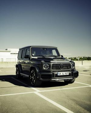 2019 Mercedes-AMG G63 by Lorinser