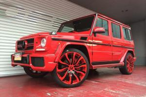 2019 Mercedes-AMG G63 by Office-K on Forgiato Wheels (Inferno-ECX)