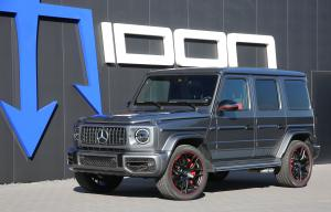 2019 Mercedes-AMG G63 by Posaidon
