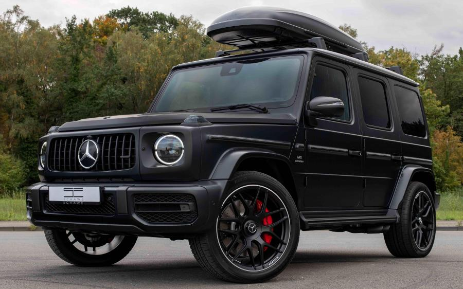 2019 Mercedes-AMG G63 by Schawe Car Design