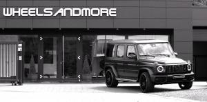 2019 Mercedes-AMG G63 by Wheelsandmore