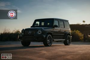 Mercedes-AMG G63 on HRE Wheels (P101SC) 2019 года