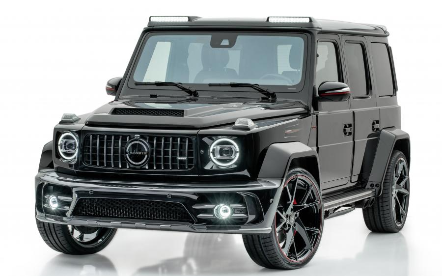 2019 Mercedes-AMG G65 P820 Performance by Mansory