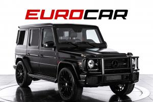 Mercedes-AMG G65 by EuroCar on Forgiato Wheels (FLOW 001) 2019 года