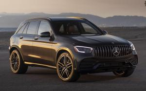 Mercedes-AMG GLC43 4Matic 2019 года (NA)