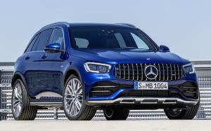 Mercedes-AMG GLC43 4Matic 2019 года (WW)