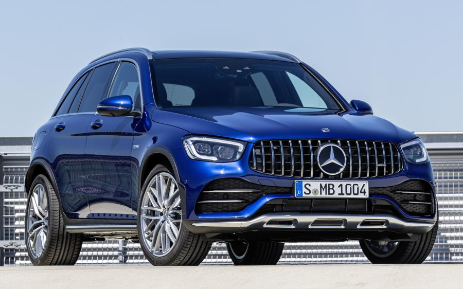 Mercedes-AMG GLC43 4Matic (X253) (WW) '2019