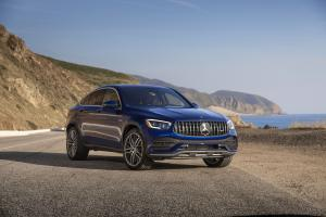 2019 Mercedes-AMG GLC43 4Matic Coupe
