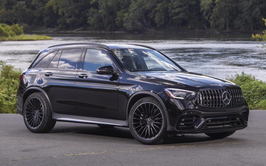 Mercedes-AMG GLC63 4Matic+ (X253) (NA) '2019