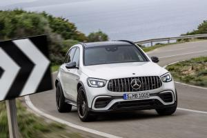 2019 Mercedes-AMG GLC63 S 4Matic+
