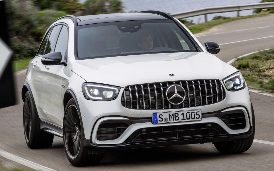 Mercedes-AMG GLC63 S 4Matic+ (X253) (WW) '2019