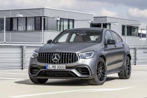 2019 Mercedes-AMG GLC63 S 4Matic+ Coupe