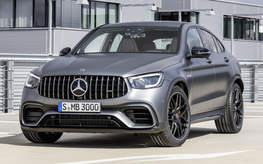 2019 Mercedes-AMG GLC63 S 4Matic+ Coupe (WW)