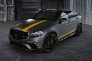 Mercedes-AMG GLC63 S Coupe by Manhart Racing 2019 года