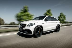 Mercedes-AMG GLE63 S 4Matic Coupe GP 63 Bi-Turbo by G-Power 2019 года