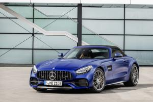 Mercedes-AMG GT C Roadster 2019 года