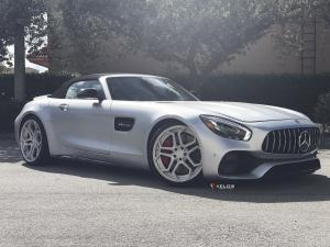 2019 Mercedes-AMG GT C on Velos Wheels (XX)