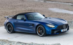 Mercedes-AMG GT R Roadster 2019 года (UK)