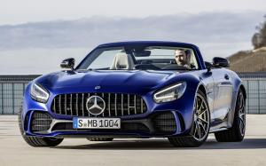 Mercedes-AMG GT R Roadster 2019 года (WW)