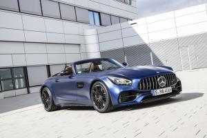 Mercedes-AMG GT Roadster 2019 года