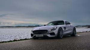 2019 Mercedes-AMG GT S by Baan Velgen on ADV.1 Wheels (ADV10 M.V2 CS)