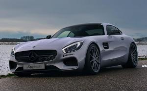 Mercedes-AMG GT S by Baan Velgen on ADV.1 Wheels (ADV10 M.V2 CS) 2019 года