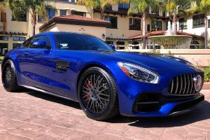 Mercedes-AMG GT S on Forgiato Wheels (Cravatta-ECL) 2019 года