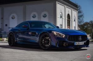 2019 Mercedes-AMG GT on Vossen Wheels (M-X2)
