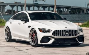 2019 Mercedes-AMG GT63 S 4Matic 4-Door Coupe (M-X4T (3-Piece))