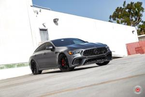 2019 Mercedes-AMG GT63 S 4Matic 4-Door Coupe by Boden Autohaus on Vossen Wheels (M-X4T)