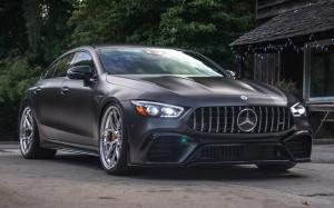 2019 Mercedes-AMG GT63 S 4Matic 4-Door Coupe by Butler on Vossen Wheels (S21-01)