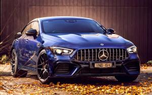 2019 Mercedes-AMG GT63 S 4Matic+ 4-Door Coupe (AU)