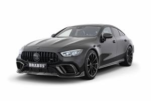 2019 Mercedes-AMG GT63 S 4Matic+ 4-Door Coupe 800 by Brabus