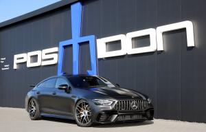 2019 Mercedes-AMG GT63 S 4Matic+ 4-Door Coupe RS 830+ by Posaidon