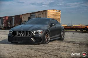 Mercedes-AMG GT63 S 4Matic+ 4-Door Coupe by Butler on Vossen Wheels (M-X4T) 2019 года