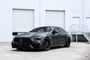 2019 Mercedes-AMG GT63 S 4Matic+ 4-Door Coupe by Designo Motoring on Vossen Wheels (M-X4T)