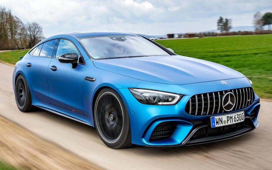 Mercedes-AMG GT63 S 4Matic+ 4-Door Coupe by Performmaster