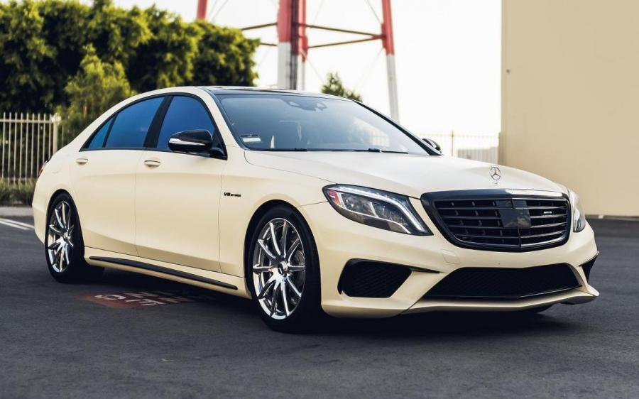 Mercedes-AMG S63 by Impressive Wrap (W222) '2019