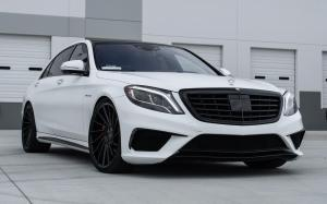 Mercedes-AMG S63 by TAG Motorsports on Vossen Wheels (VPS-305T) 2019 года