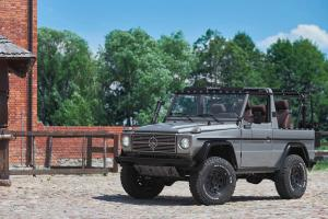 Mercedes-Benz 250 GD Mojave Silver by Expedition Motor Company 2019 года