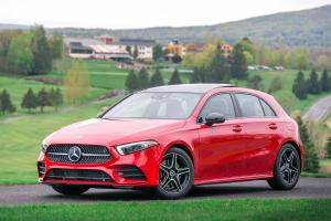 2019 Mercedes-Benz A250 4Matic AMG Line