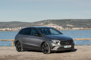 2019 Mercedes-Benz B200 d Progressive Night Package