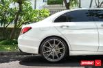 Mercedes-Benz C-Class by Permaisuri on Vossen Wheels (HF-3) 2019 года