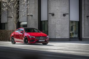 2019 Mercedes-Benz CLA250 4Matic AMG Line