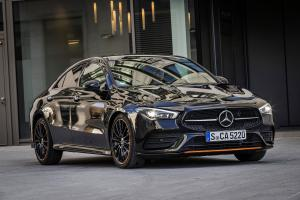 Mercedes-Benz CLA250 4Matic AMG Line Edition Orange Art 2019 года
