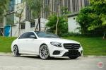 Mercedes-Benz E300 AMG Line by Permaisuri on Vossen Wheels (CG-209T (3-Piece)) 2019 года