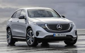 Mercedes-Benz EQC400 4Matic 2019 года (WW)