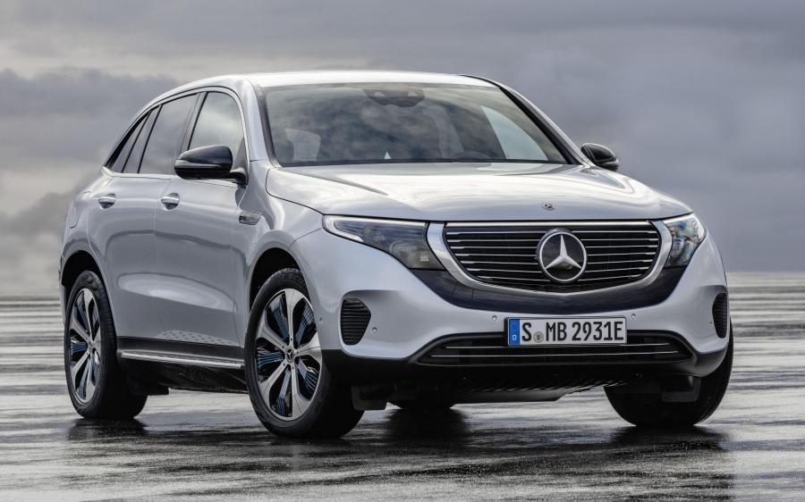 Mercedes-Benz EQC400 4Matic (N293) (WW) '2019