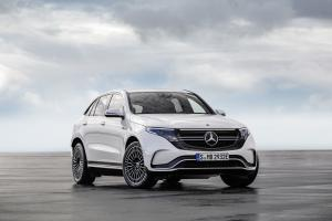 2019 Mercedes-Benz EQC400 4Matic AMG Line